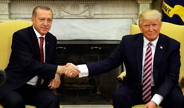 Trump'ın ilk senesinde Türkiye-ABD ticareti arttı