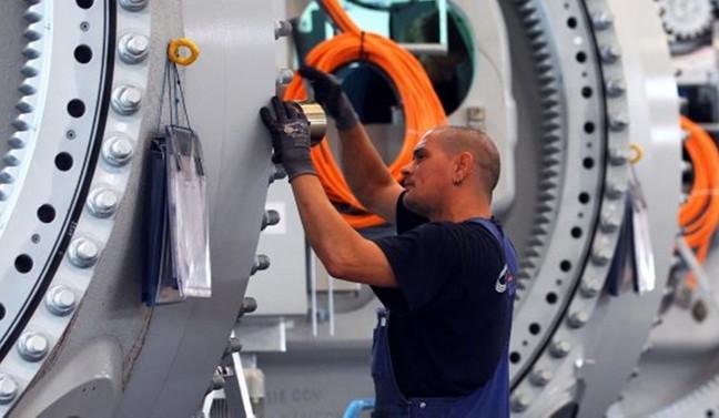 Almanya'da ÜFE, 2017'de yüzde 2,6 arttı