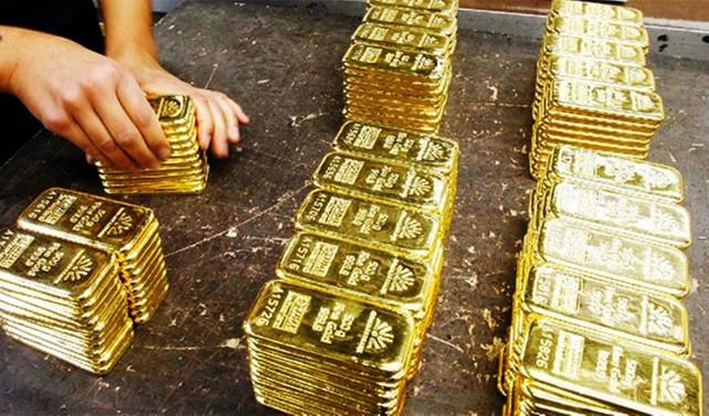 2017'de rekor seviyede altın ithalatı