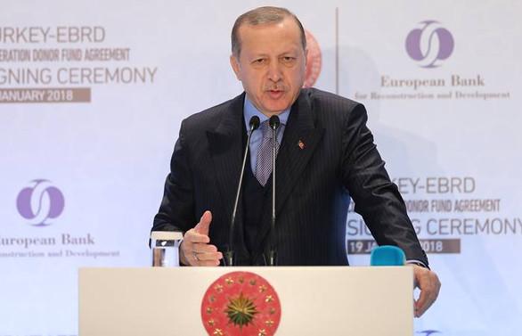 Erdoğan: Bu işi ya öğreteceğiz ya öğreteceğiz