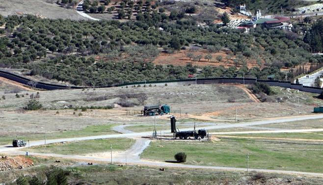 Kahramanmaraş'taki NATO hava savunma sistemi devrede