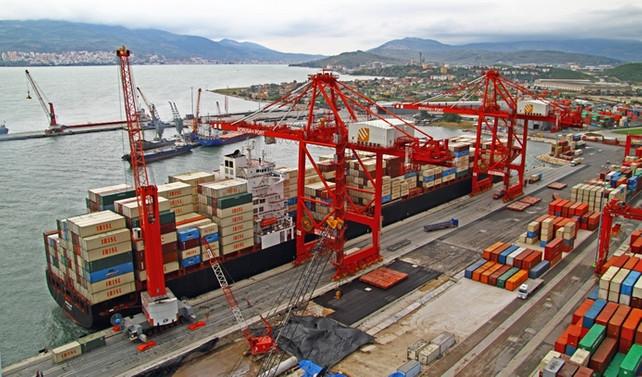 2017'de ihracat 157 milyar doları aştı