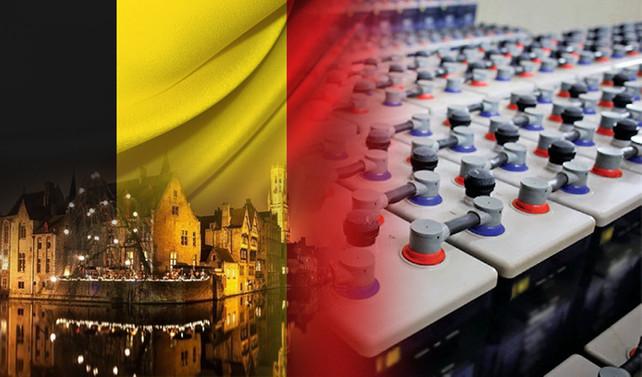 Belçika merkezli firma depolama aküleri satın alacak