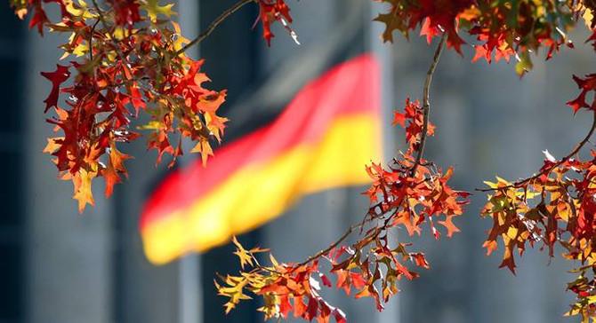 Alman ekonomisinde temel zorluk hükümetin kurulması