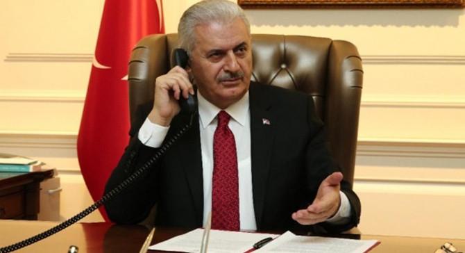 Başbakan, Baykal ile telefonda görüştü