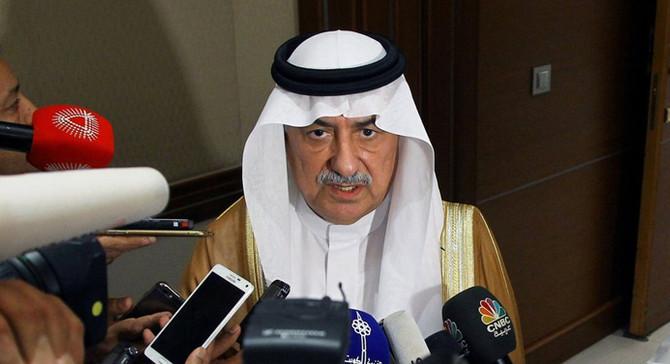 Serbest bırakılan Suudi bakan, kabine toplantısına katıldı