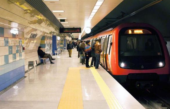 İstanbul'da 6 metro ihalesi iptal edildi