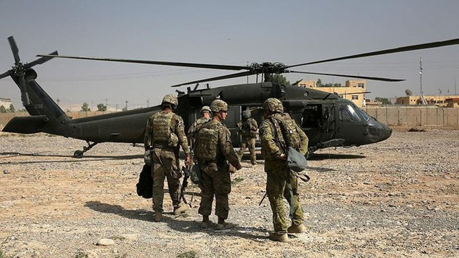 Afganistan'da bir ABD askeri öldürüldü