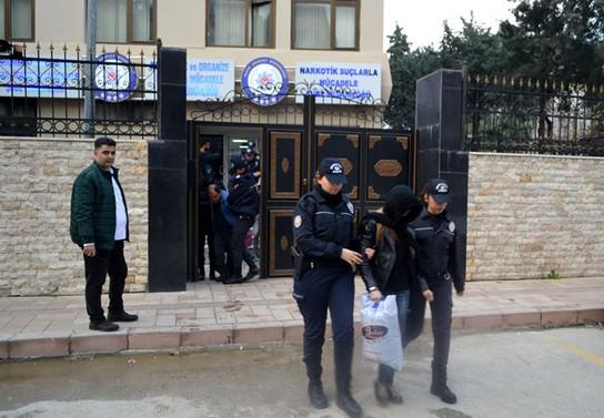 Suç örgütü operasyonunda 10 tutuklama