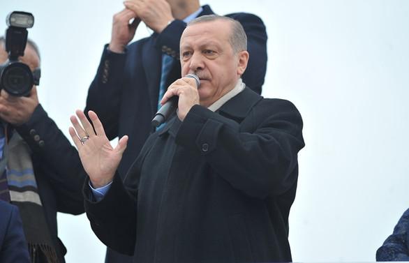 Erdoğan: Operasyonu kısa sürede tamamlayacağız
