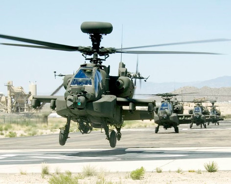 ABD'de askeri helikopter düştü: 2 ölü