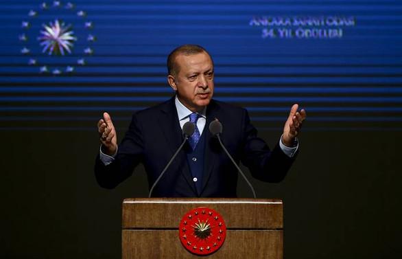 Erdoğan: Operasyonun ekonomiye yansıması olmayacak