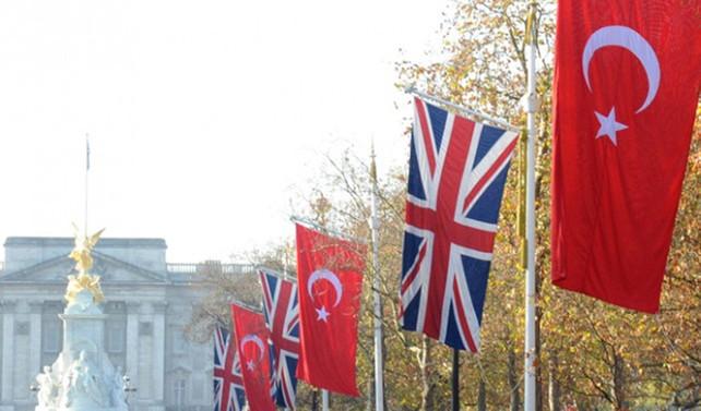 İngiltere'den Zeytin Dalı Harekatı'na destek