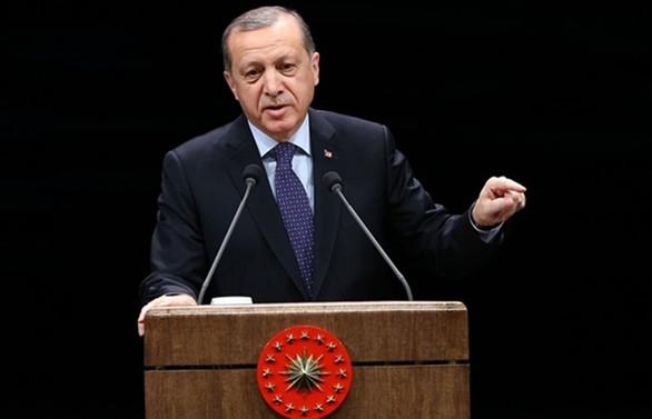 Cumhurbaşkanı Erdoğan'dan Afrin mesajı
