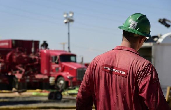 Halliburton'ın zararı 1 milyar dolara yaklaştı