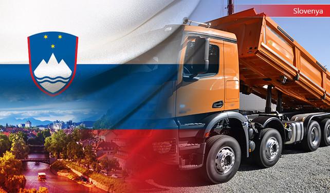 Slovenyalı firma damperli dorse ithal etmek istiyor