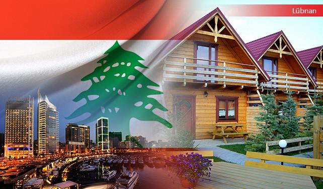 Lübnanlı müşteri ahşap bungalov yapılarla ilgileniyor