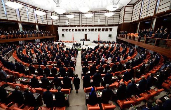 Hükümet, Meclis'te Afrin'i anlatacak