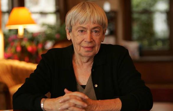 Ursula Le Guin hayatını kaybetti
