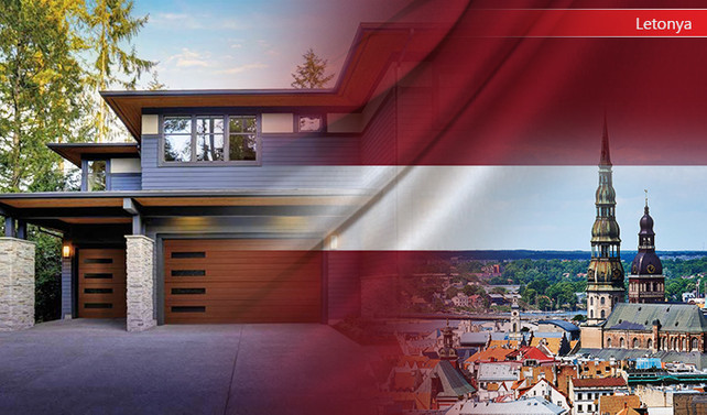 Letonyalı firma garaj kapıları talep ediyor
