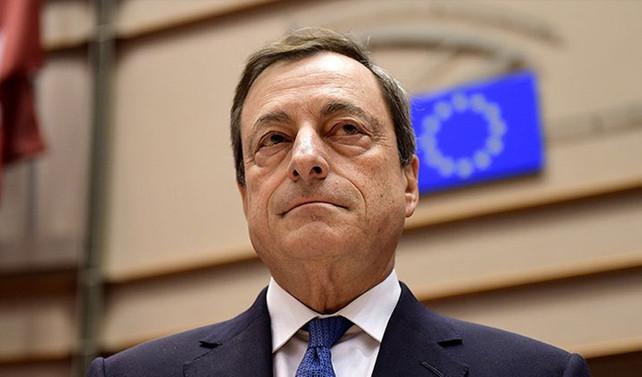 Draghi: Euro hareketleri parasal genişlemenin yan etkisi