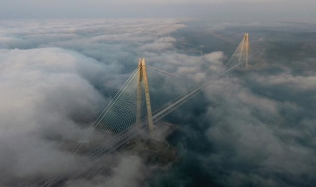 Köprü ve otoyollardan bir yılda 1.5 milyar TL gelir