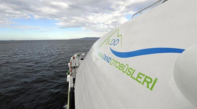 Deniz ulaşımında aksaklık yaşanıyor
