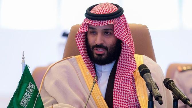 Suudi Veliaht Prensi, ABD'li  General Votel ile görüştü
