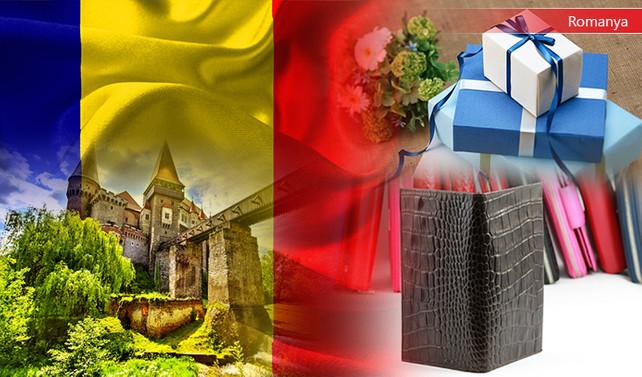 Romen firma çeşitli hediyelik ürünler talep ediyor