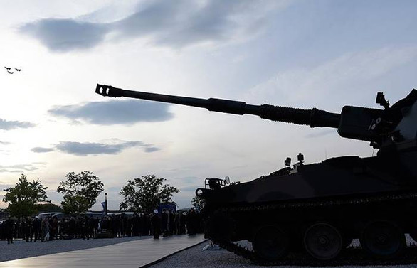 Çavuşoğlu'ndan tank açıklaması