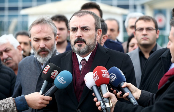 Ünal: CHP yine algı operasyonuna başladı