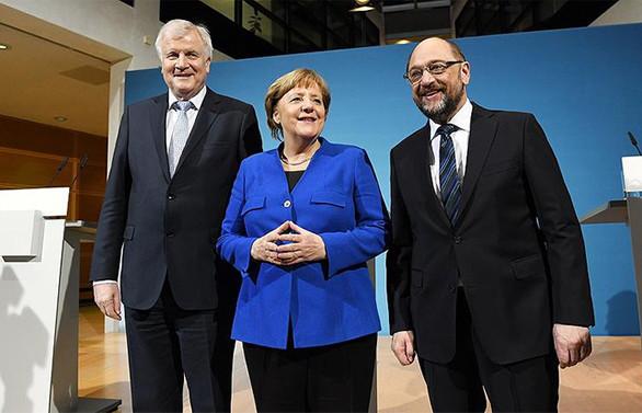 Almanya'da 'büyük koalisyon' görüşmeleri başlıyor