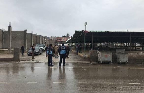 PYD'den Reyhanlı'ya roketli saldırı