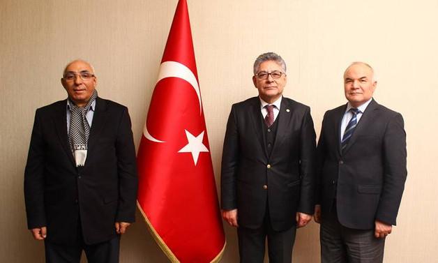 OSB SİAD'ları Platformu'ndan TSK'ya 'Zeytin Dalı' desteği