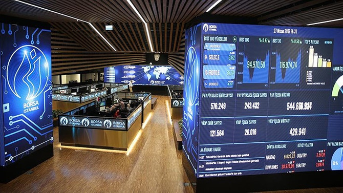 Borsa rekorunu 120.000 puanın üzerine taşıdı