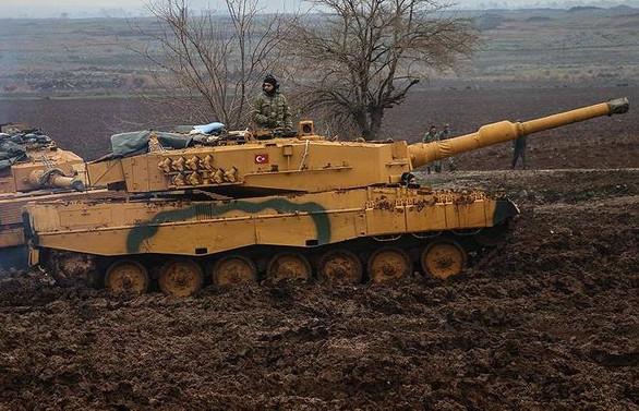 TSK Afrin'de bir köyü daha ele geçirdi