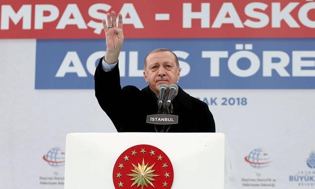 Erdoğan: ÖSO ile birlikte 16 kaybımız var