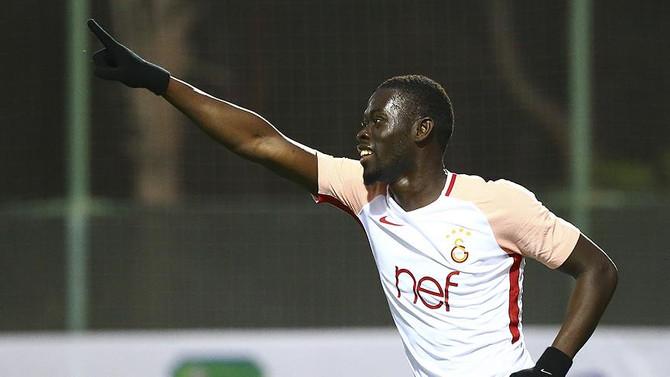 Ndiaye, Osmanlıspor maçının kadrosuna alınmadı