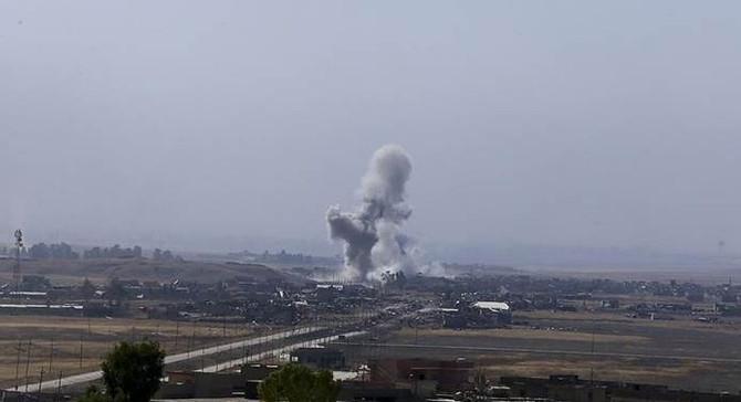 ABD'den Irak'a hava saldırısı: 7 ölü