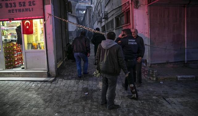 Reyhanlı'ya roketli saldırı: 1 çocuk yaralı