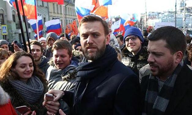 'Putin'in en büyük rakibi' gözaltına alındı
