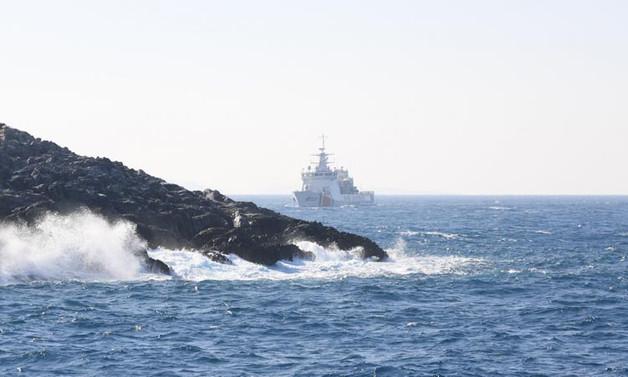 Yunanistan Savunma Bakanı, Kardak'a yaklaştırılmadı