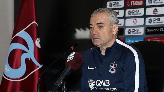 Trabzonspor Çalımbay'la farklı