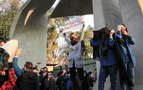 İran'daki olayları Trump ve Netanyahu destekliyor