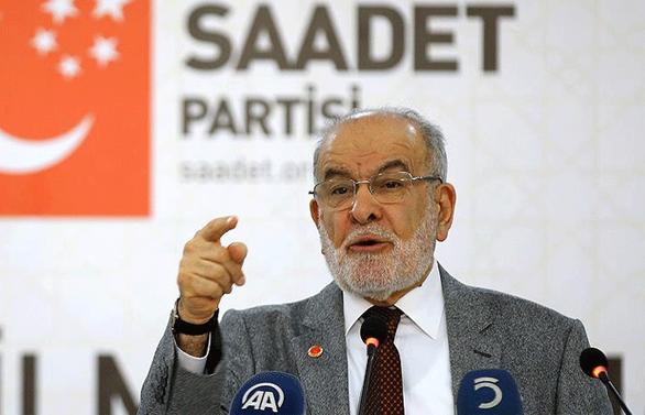 Saadet Partisi lideri Kılıçdaroğlu ile görüşecek