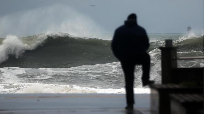 Akdeniz Bölgesi için fırtına uyarısı