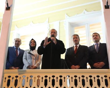 Erdoğan: Önümüzde 14 ay var