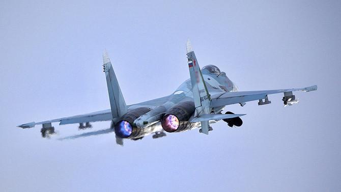 Rus ve ABD uçakları restleşti