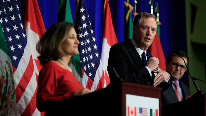 NAFTA müzakerelerinin 6. turu tamamlandı