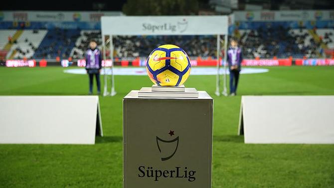 Süper Lig yangın yeri